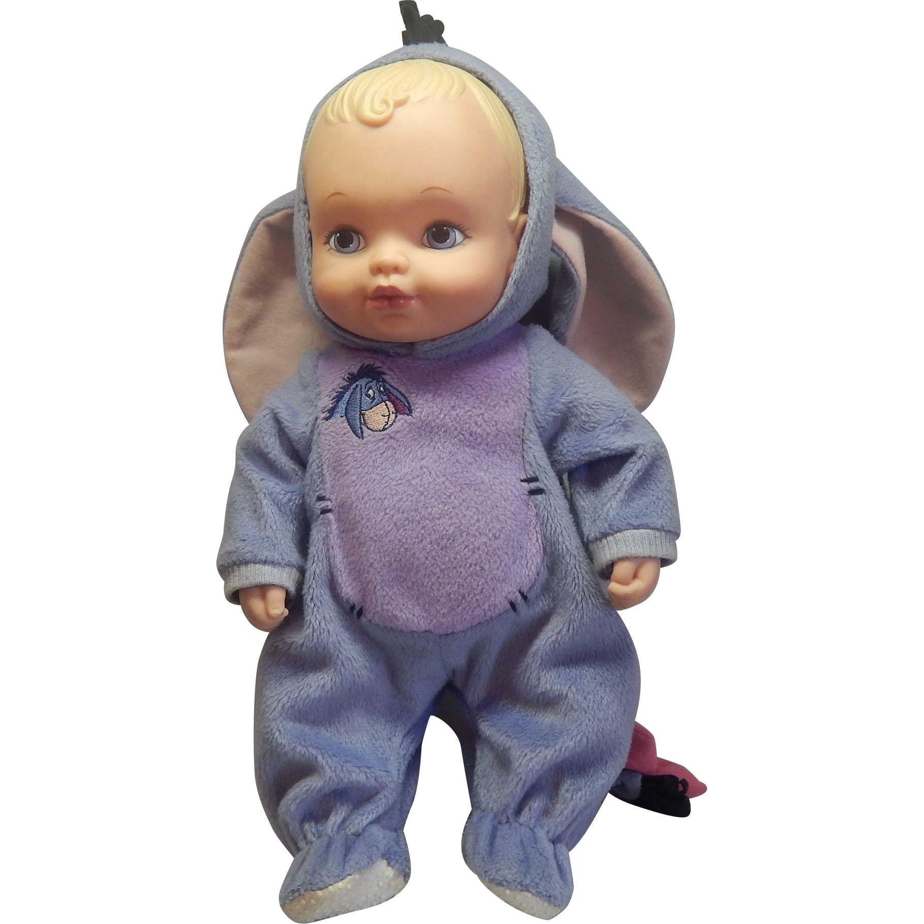 Lauer Toys Eyelore Water Baby Doll