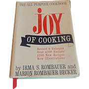 Joy Of Cooking by Irma Rombauer and Marion Becker