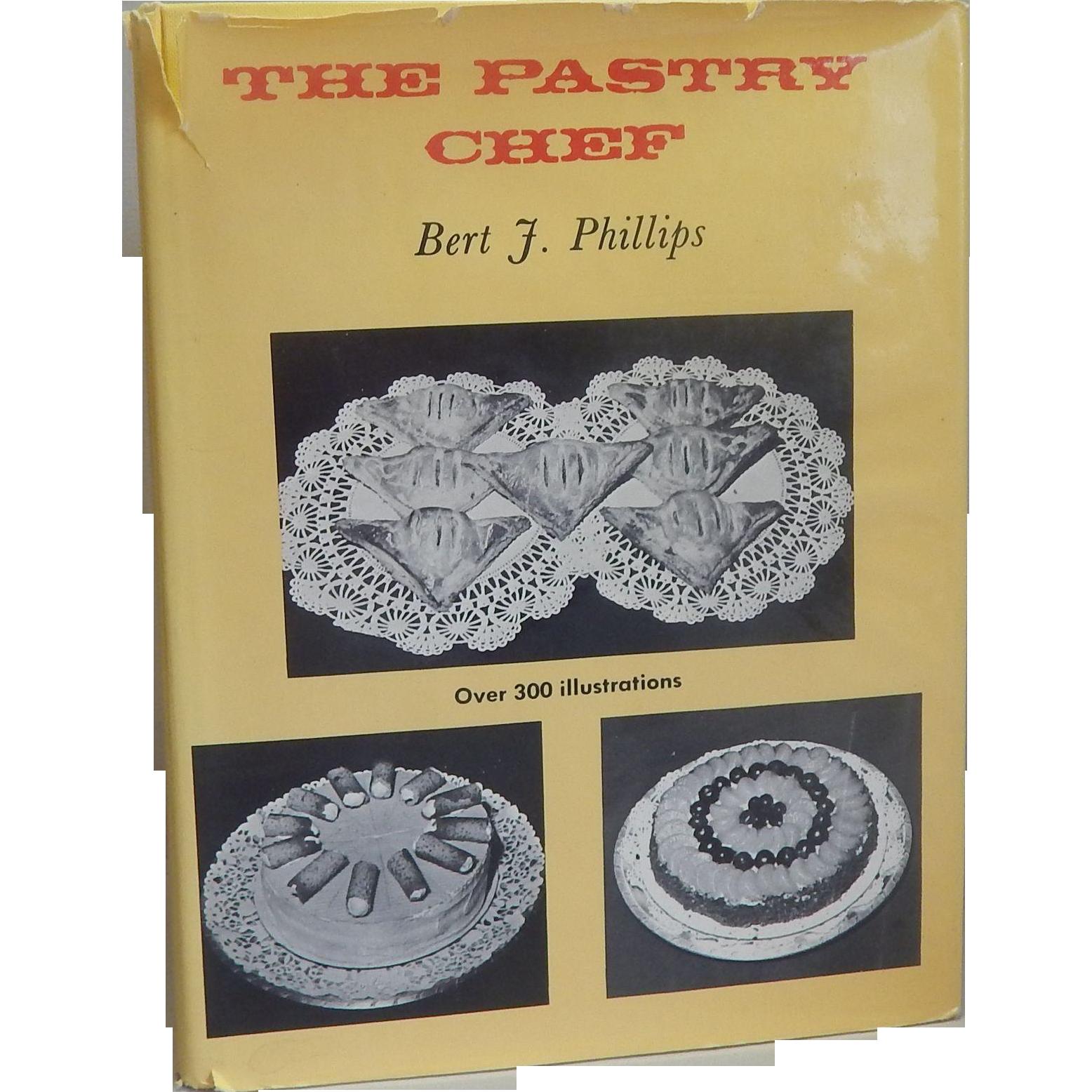 The Pastry Chef Bert F. Phillips