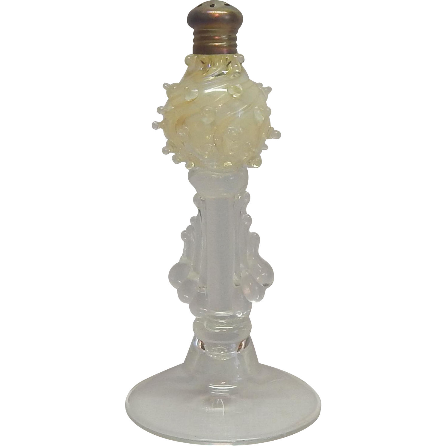 Gazella Art Glass Shaker
