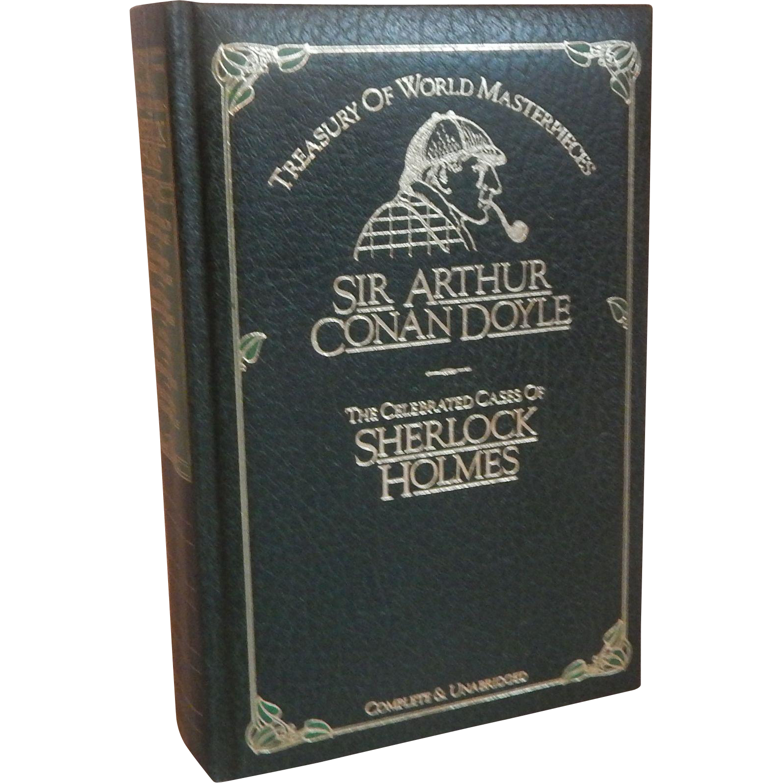 Treasury Of World Masterpieces Sherlock Holmes