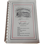 Excelsior House Cookbook Jefferson, Texas