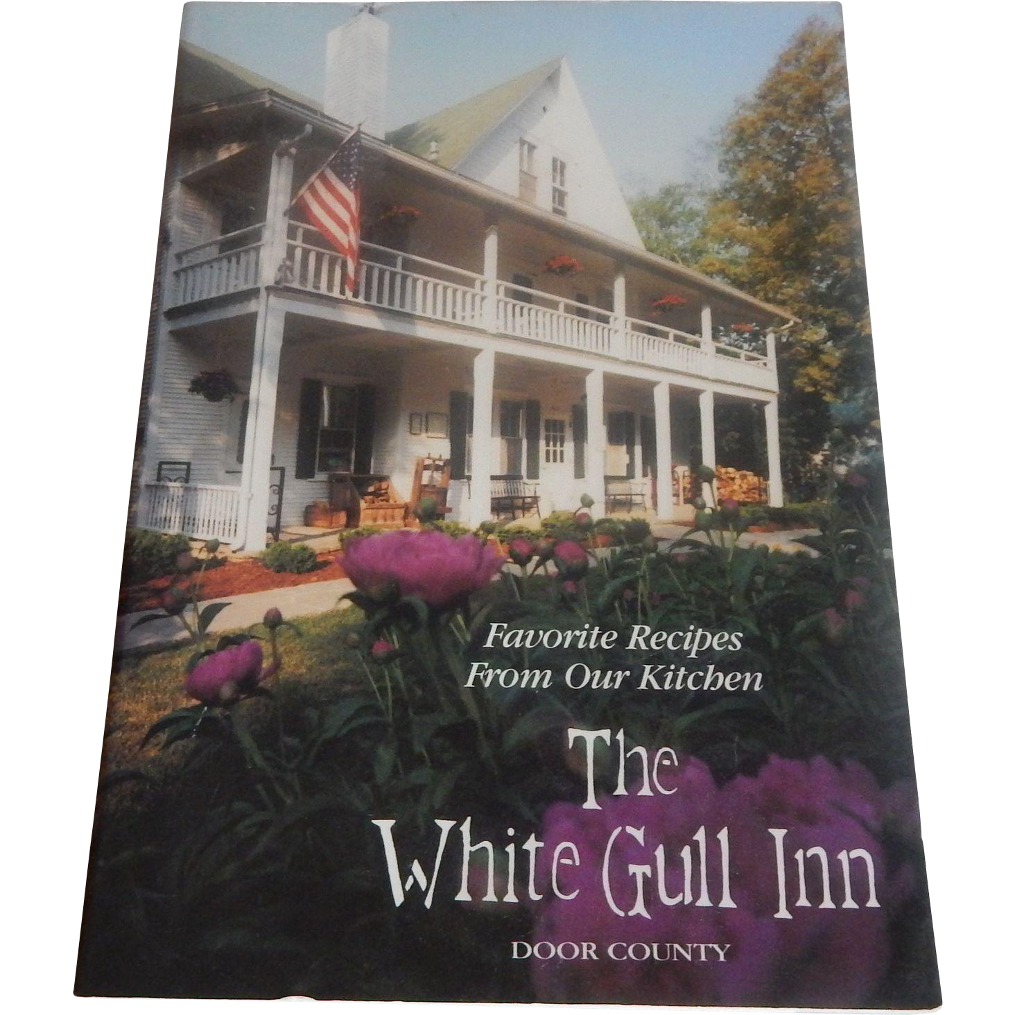 The White Gull Inn Cookbook
