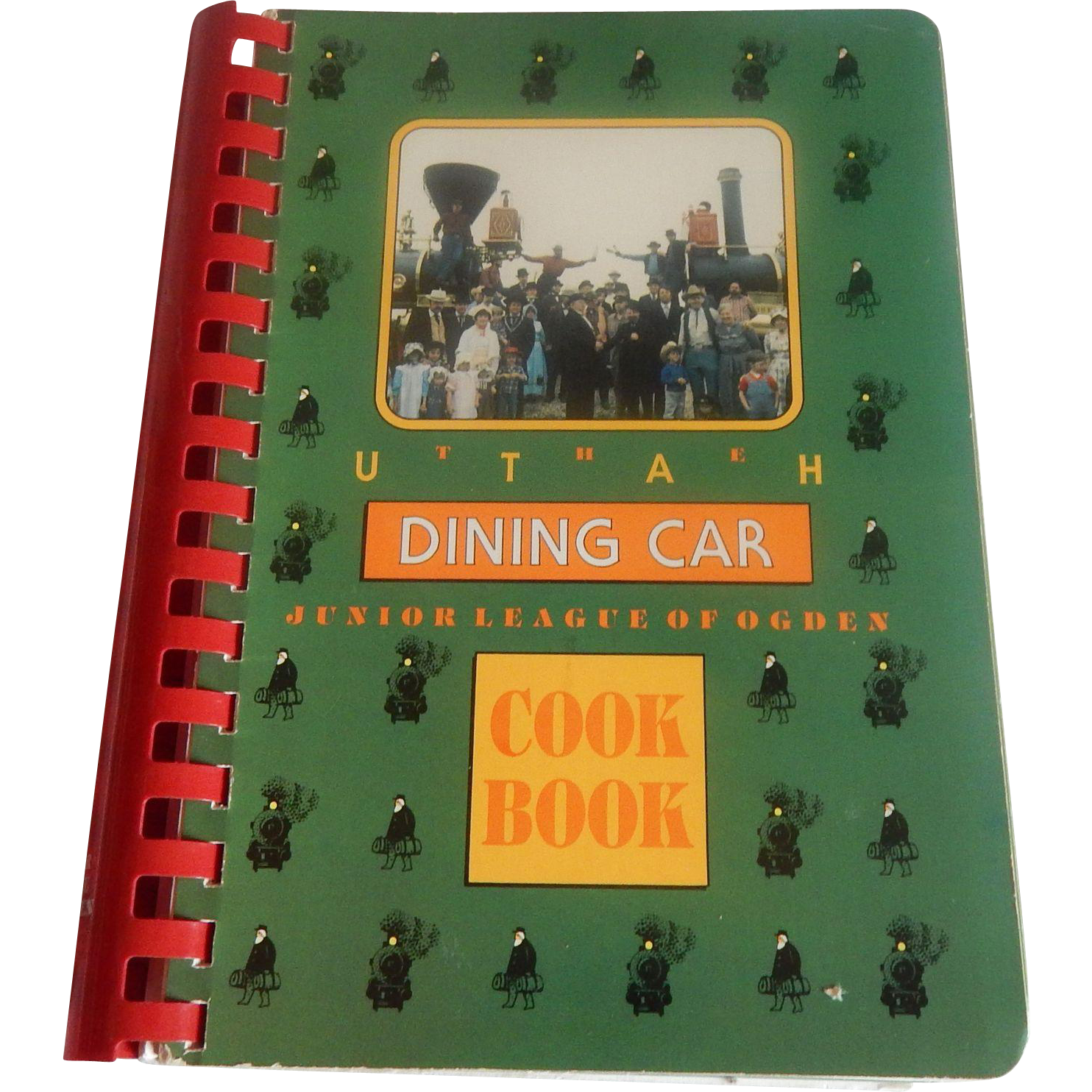 Utah Dining Car Cookbook