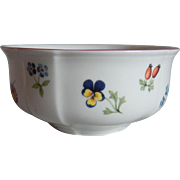 Petite Fleur Cereal Bowl by Villeroy & Boch