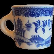 Blue Willow Restaurant Coffee Mug
