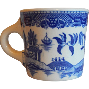 Blue Willow Restaurant Coffee Mug
