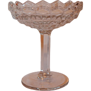 Fostoria Glass American Crystal Compote