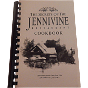 The Secrets Of The Jennivine Restaurant Cookbook