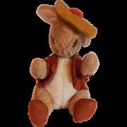 Eden Beatrix Potter Benjamin Bunny Plush Toy