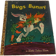 Little Golden Book Bug Bunny