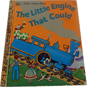 A Little Golden Book The Little Engine That Could