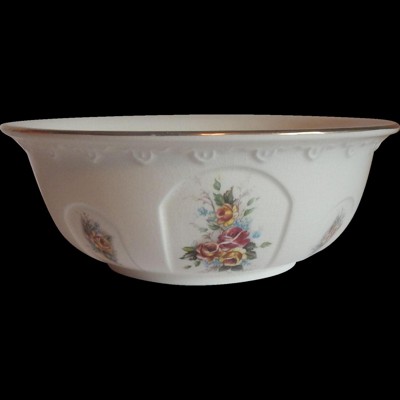 Price Kensington Cottage Ware Serving Bowl