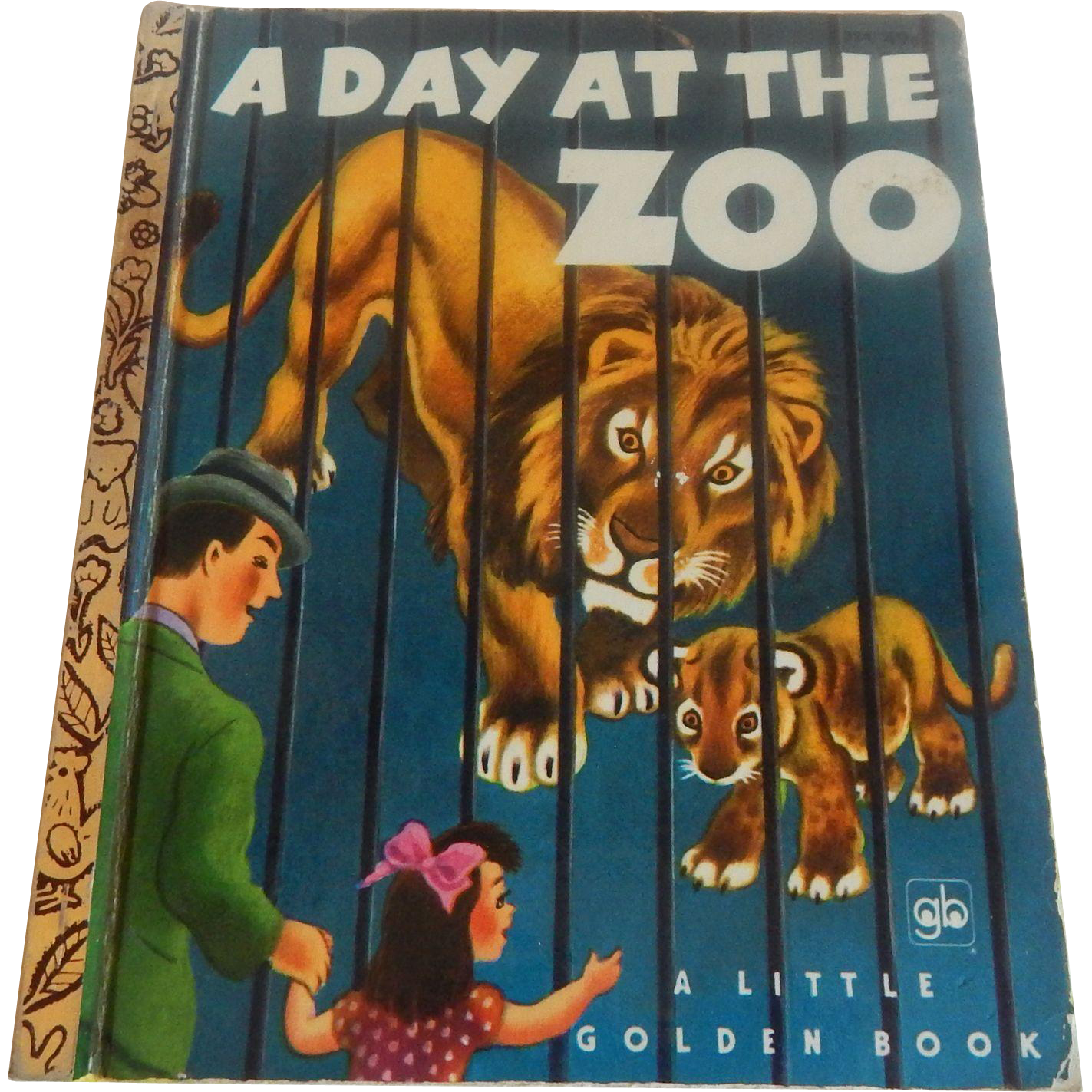 Little Golden Book A Day At The Zoo