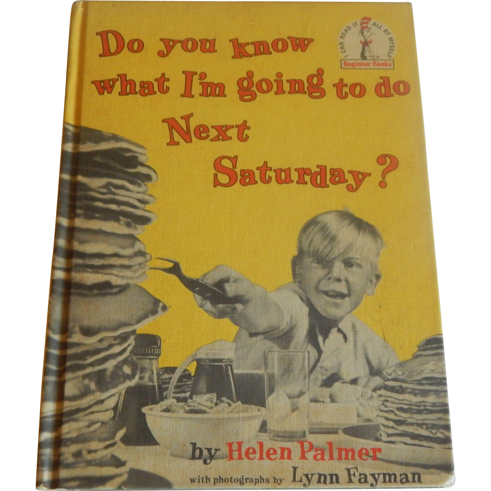 Do You Know What I'm going to do Next Saturday by Palmer