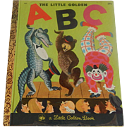 Little Golden Book A B C