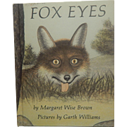 Fox Eyes by Margaret Wise Brown