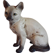 UCTCI Japan Siamese Cat Figurine