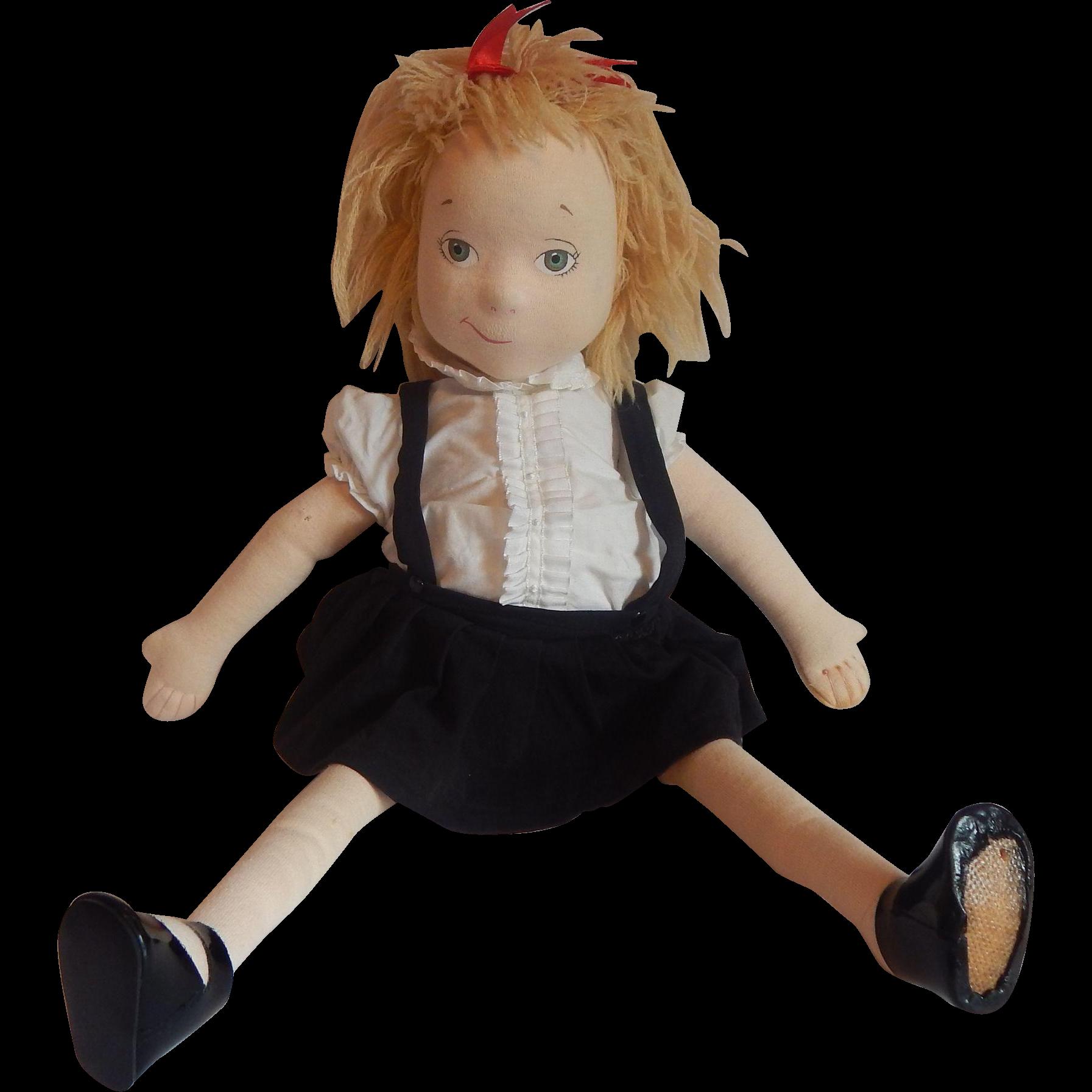 Madame Alexander Cloth Eloise Doll
