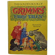 The Golden Book Of Grimm's Fairy Tales