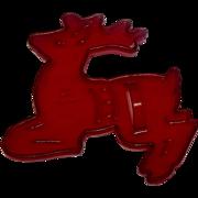 HRM Christmas Reindeer Cookie Cutter