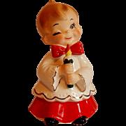 Josef Original Winking Choir Boy Figurine