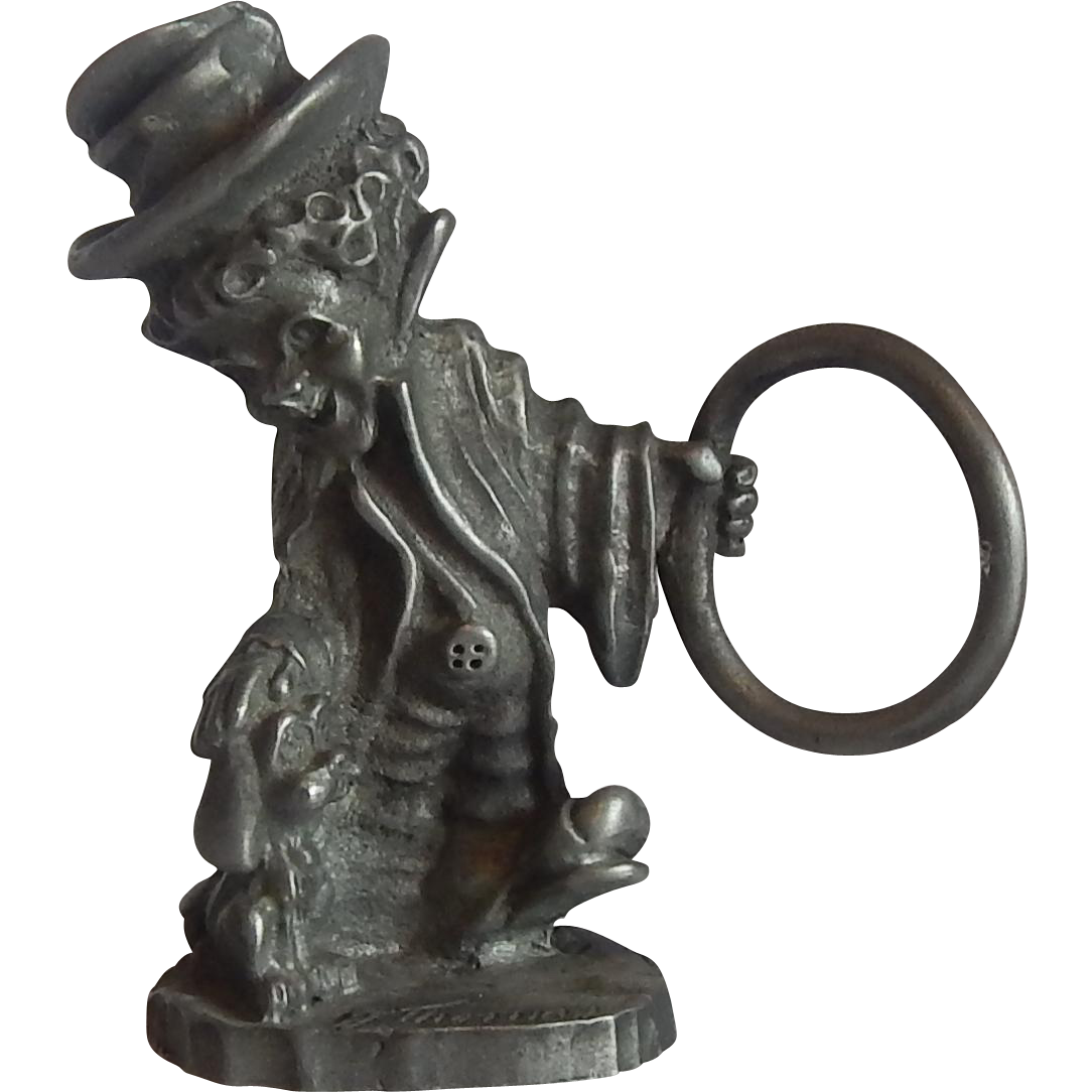 Sovereign House Exclusive Pewter Clown