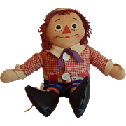 Knickerbocker Dress Me Raggedy Andy Doll