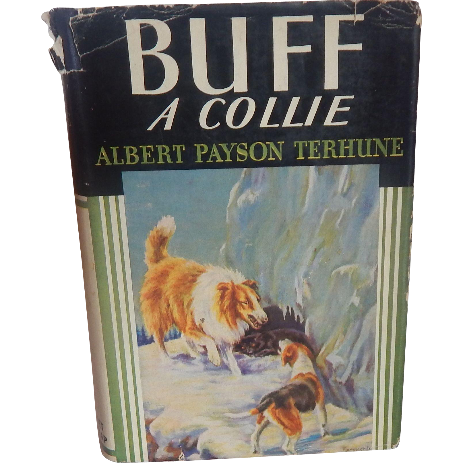 Buff A Collie Albert Payson Terhune
