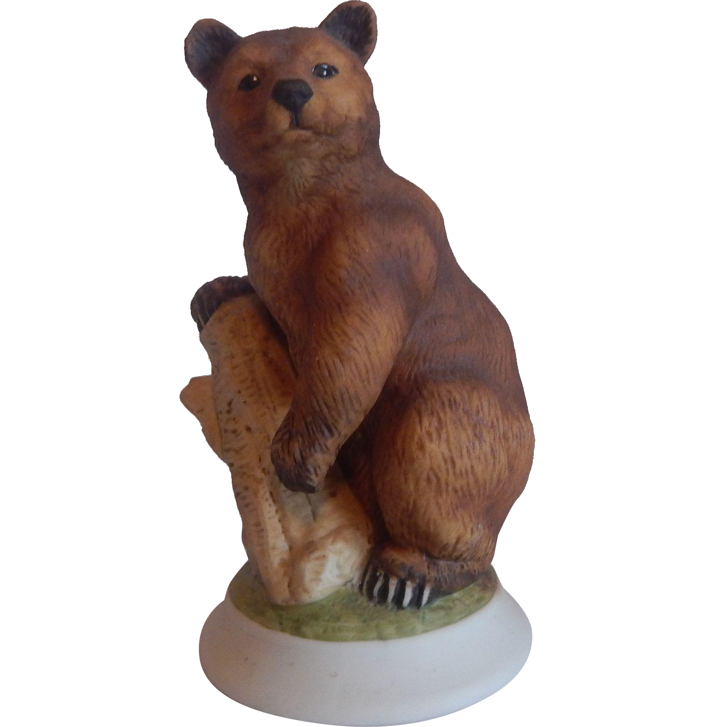 Grizzly Bear Figurine by Andrea by Sadek