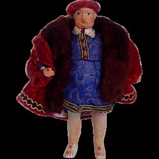 Peggy Nisbet Henry VII Doll