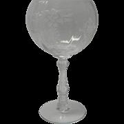 Fostoria Navarra Magnum Wine Glass