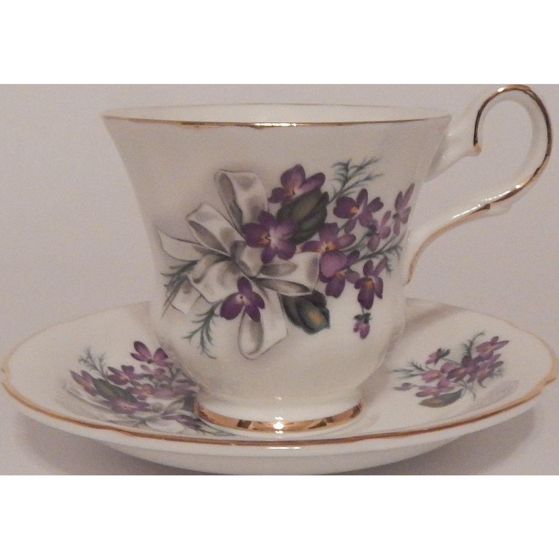 English Royal Grafton Cup and Saucer