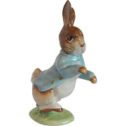 Beatrix Potter Beswick Peter Rabbit Figurine