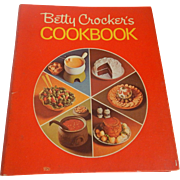 Betty Crocker's Cookbook  1972