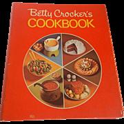 Betty Crocker's Cookbook  1972