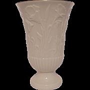 Lenox Porcelain Poppy Vase