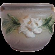Roseville Pottery Gardenia Jardiniere Vase