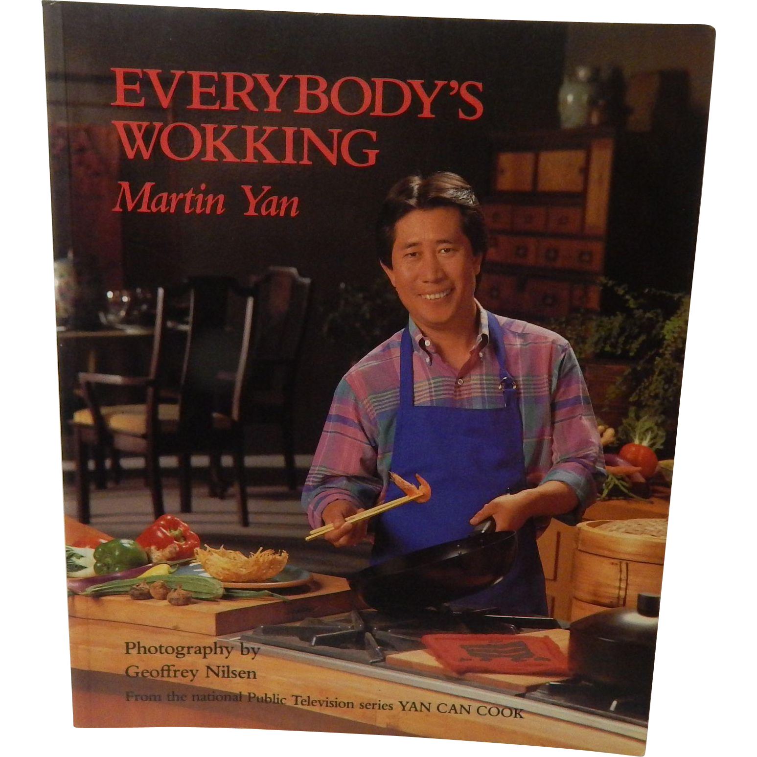 Everybody's Wokking Martin Yan
