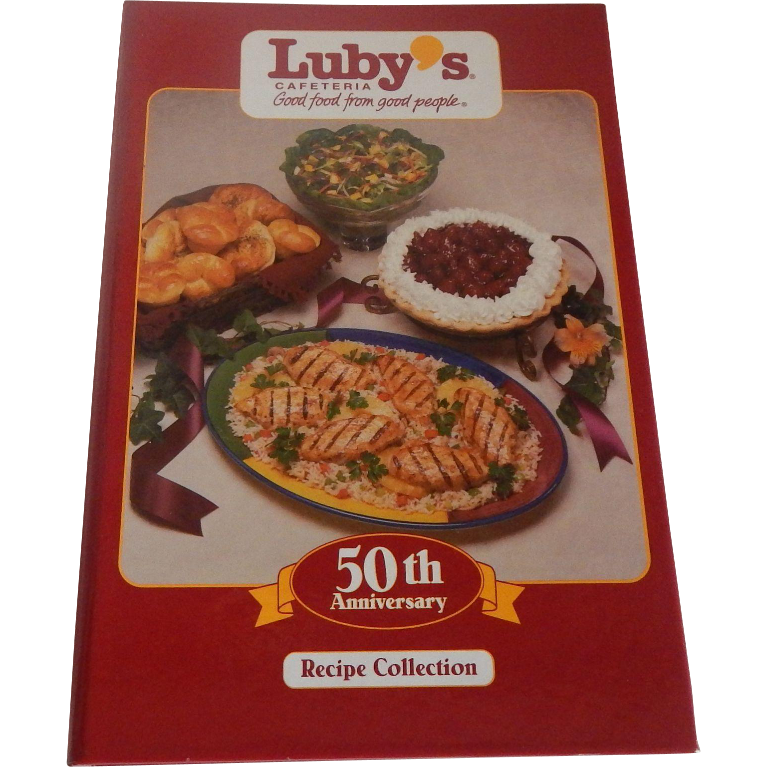 Luby's Cafeteria Recipe Collection