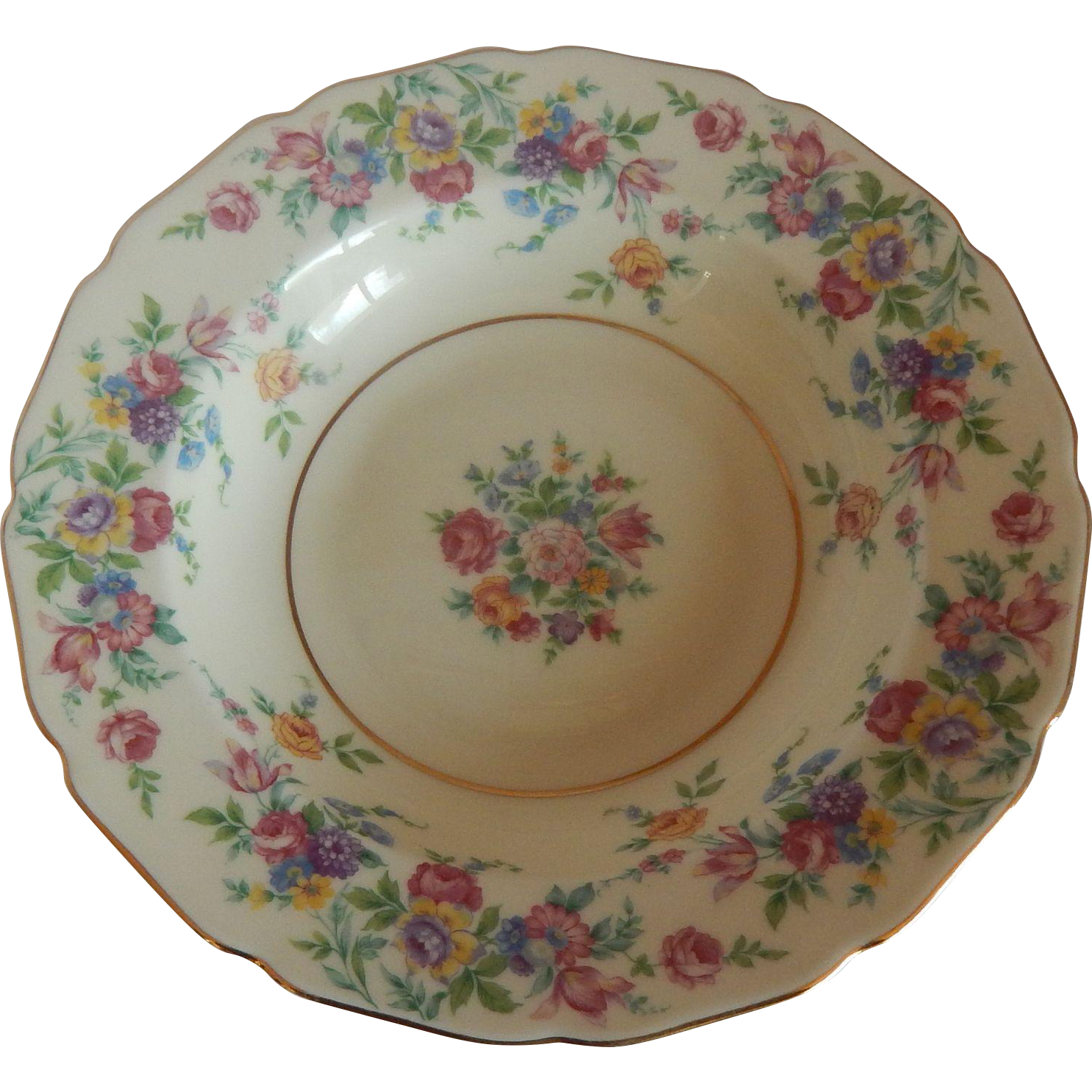 Thomas Bavarian Rimmed Soup Bowl