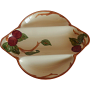 Franciscan Apple Relish Dish  American