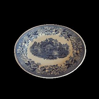 Thomas Hughes Avon Cottage Platter