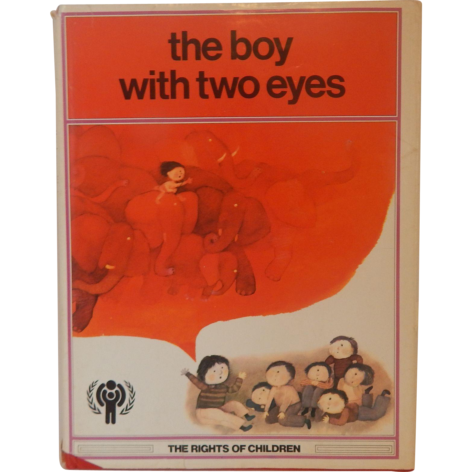 The Boy With Two Eyes J. L. Garcia Sanchez