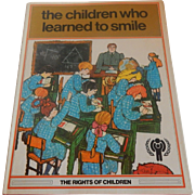 The Children Who Learned To Smile J.L. Garcia Sanchez