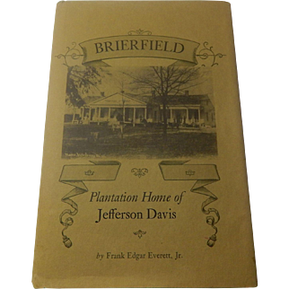 Brierfield Plantation Home Of Jefferson Davis