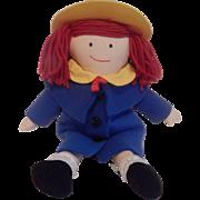 Eden Madeline Rag Doll