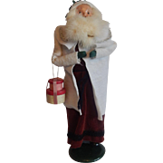 Byers Choice Santa Figurine 1986