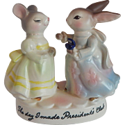 Avon Precious Moments Collection 1980 Figurine