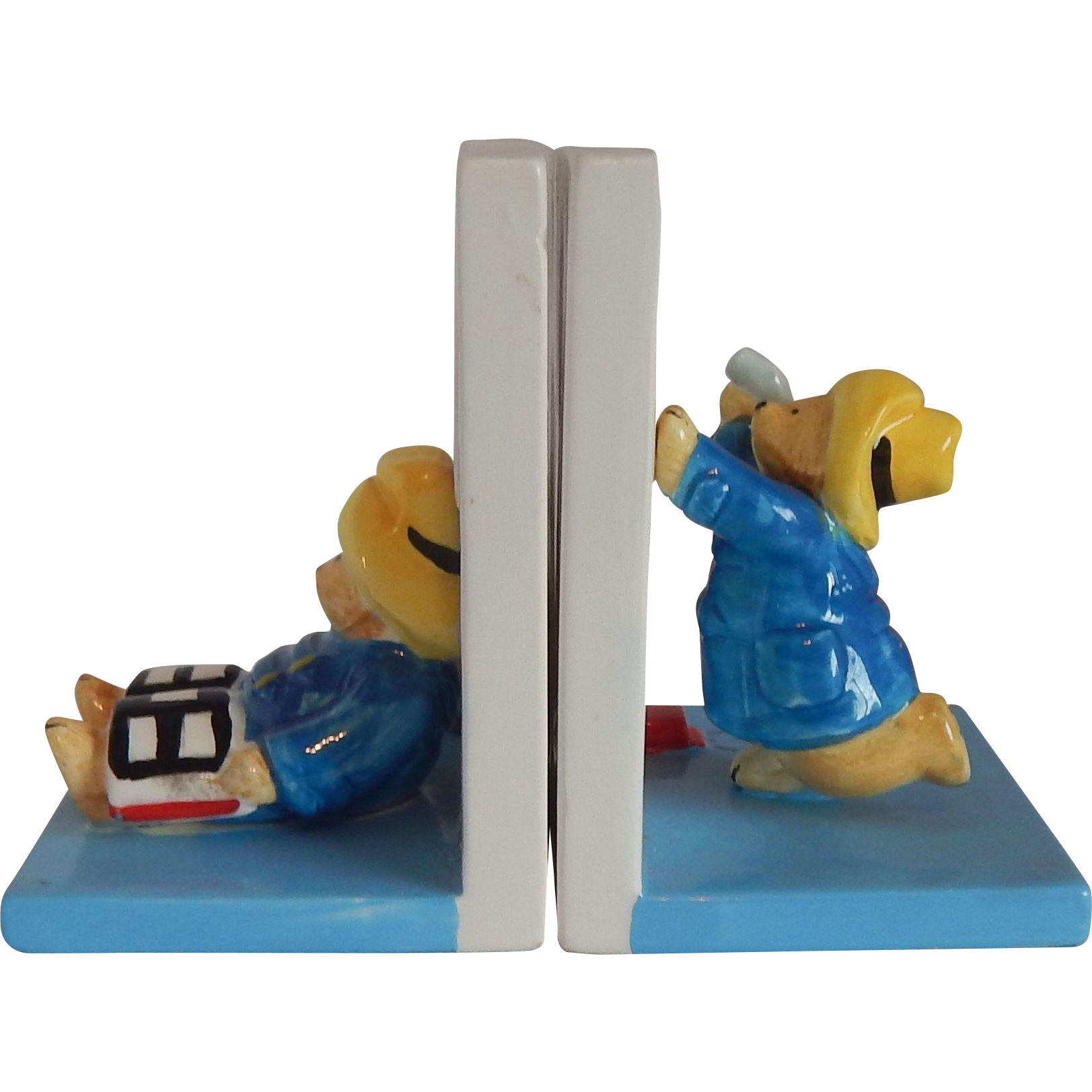 Eden Ceramic  Paddington Bookends